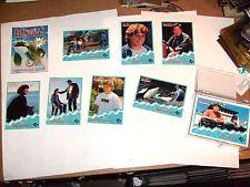 1995 SKYBOX FREE WILLY 2 THE ADVENTURE HOME MOVIE 90 CARD BASE SET! ORCAS KEIKO