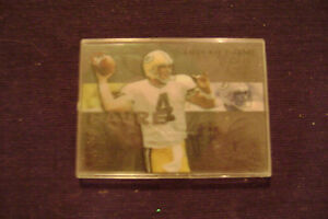 Brett Favre 2002 Topps Pristine Certified Autograph Issue Green Bay Packers Mint