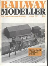 Railway Modeller - June 1972