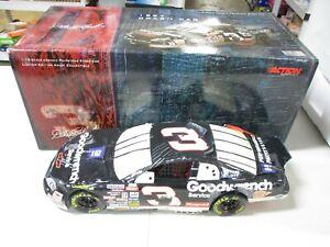 1997 Action Dale Earnhardt Goodwrench Crash Car Ceramic Stock Car 1/12