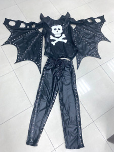 """Gene Simmons """"Hotter than Hell"""" insp. costume"""