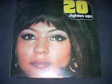 20 TIGHTEN UPS REGGAE LP Various Artists SEALED Trojan TRLS 90 Import 1974