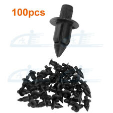 100x ATV Fairing Fender Clip Rivet For 6mm Hole Yamaha YZF R1 R6 RoadStar Harley
