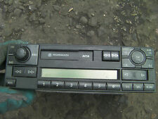 VOLKSWAGEN VW RADIO TAPE CASSETTE PLAYER GOLF POLO PASSAT LUPO BETA NO CODE