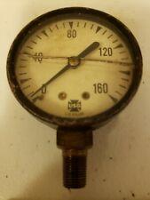 Vintage Usg Gauge 12127 1 Steampunk
