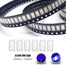 5630/5730 Smd 0.5 Вт 0.2 Вт УФ фиолетовый свет чип лампы 395 нм 365 нм лампа диод новый
