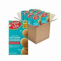 ENJOY LIFE, COOKIE GF SNICKERDOODLE, 6 OZ, (Pack of 6)