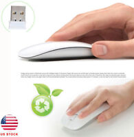 Wireless Cordless Usb Optical Mouse for Macbook iMac Laptops PCs Tablets from US