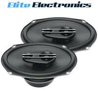 "Hertz CX690 6x9"" Cento Series 300W Car Audio Coaxial Speakers"