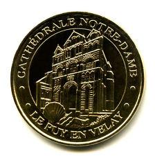 43 LE PUY-EN-VELAY Notre-Dame 2, Coquille Saint-Jacques, 2014, Monnaie de Paris