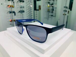 Hugo Boss Sunglasses BO0177/S Blue Stainless Steel Frame BRAND NEW 100% AUTHENTI
