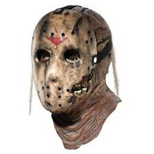 Jason Friday the 13th Part 7 New Blood Deluxe Overhead Mask 2 Piece