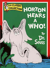 Horton Hears A Who (Dr. Seuss Classic Collection), Seuss, Dr., Used; Good Book