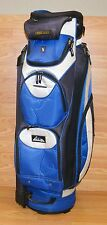 Tour Edge GEO Max Blue, White & Black Golf Club Bag With Single Shoulder Strap