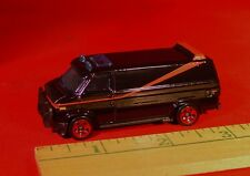 HOT WHEELS A-TEAM '84 GMC PANEL VAN HARD TO FIND TELEVISION A-TEAM VEHICLE