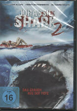 Jurassic Shark 2 NEU DVD Stephanie Allen Terry Arrowsmith Richard Keats