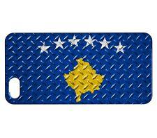 Coque iPhone SE Drapeau KOSOVO 05