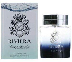 English Laundry Riviera 3.4 oz Eau de Toilette Spray for Men - Brand New In Box