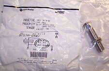 NEW ALLEN BRADLEY 871TM-DX07 INDUCTIVE PROXIMITY SENSOR 10-30 VDC 200mA N.O. 5mm