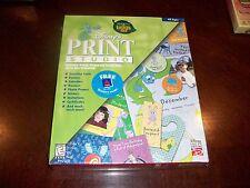 Disney's Pixar A Bug's Life Print Studio CD ROM WIN 95 NEW In Sealed Box