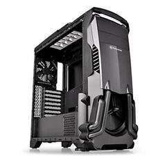 Thermaltake PC Gehäuse Versa N24 Midi Tower ATX Gaming Design Kabelmanagement