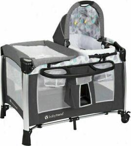 Baby Trend Go-Lite ELX Nursery Center - black
