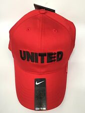 Nike Youth Manchester United F.c. Cap Hat 380280 650