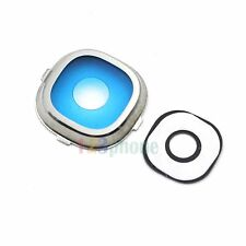 BACK CAMERA LENS + FRAME + GASKET FOR SAMSUNG GALAXY S4 i9500 i9505 i337 #F-971