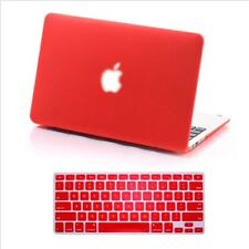 """Rubberized Hard Case Shell Cover Keyboard for Mac Macbook AIR/PRO/RETINA 13""""inch"""