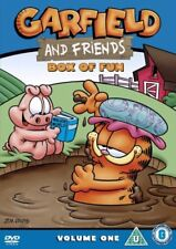 Garfield And Friends: Volume 1 - Box Of Fun [DVD][Region 2]