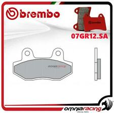 Brembo SA - pastillas freno sinterizado frente para Hyosung GT250 comet 2003>