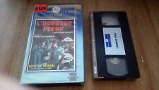 K7 Cassette Vidéo Vintage VHS - L'HONNEUR PERDU Martin Sheen