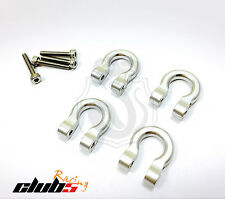 1/10 Scale Metal Shackle for Traxxas TRX-4 ( Silver )