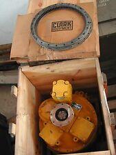 Convertisseur de couple hydrocinétique + couronne Clark-Michigan.