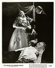 HAMMER HORROR STARS LIVE IN THE HOUSE THAT DRIPPED BLOOD ORIG #5