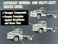 1958 Chevrolet Medium and Heavy Truck Dealer Promo - Versus Ford Film CD MP4