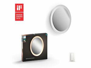 Philips Hue Adore LED Spiegelleuchte mit Dimmschalter 40W - Weiß (3435731P7)