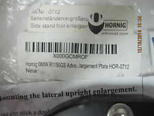 Side Stand Foot Enlargement Kickstand Pad Plate Base HOR-0712 GS
