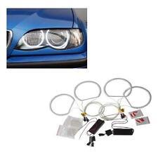 BMW X5 E53 2000-2006 Reflector Faro CCFL Angel Eye Kit 6000K Blanco