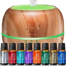 ArtNaturals Ultrasonic Aromatherapy Essential Oil Diffuser Collection