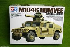 TAMIYA m1046 humvee tracter missile transporteur échelle 1/35 Kit 35267