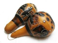 Marcas- Shakers/ made from gourd in Peru!