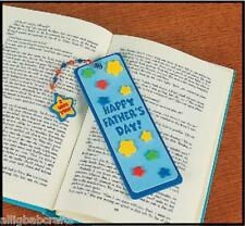 Father's Day Bookmark Charm Craft Kit Dad Kids ABCraft