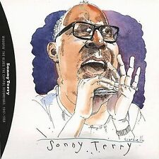 WHOOPIN' THE BLUES - Capitol Recordings 1947-1950: SONNY TERRY (NEW CD)