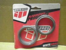 New White Bros 48mm Fork Seal Wiper 29-198