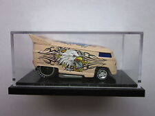 HOT WHEELS LIBERTY PROMOTIONS - TATTOO DISCOVERUS VW DRAG BUS - 304 of 600