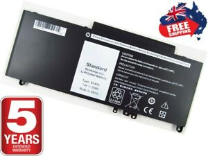 Battery for Dell Latitude E5250 E5450 E5550 E5270 E5470 E5570 Notebook G5M10