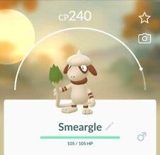 Smeargle Pokemon Trade GO