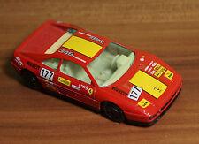 Bburago Ferrari 348 1:43 1/43 rot (G4)