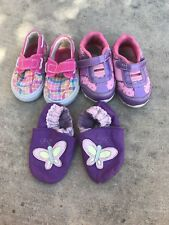 Toddler Girl Size 3 Casual Shoes
